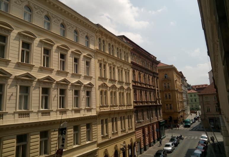 Chili Hostel, Prague, Vue depuis l'hôtel