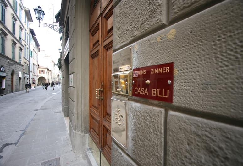 Affittacamere Casa Billi, Florence, Hotel Front – Evening/Night