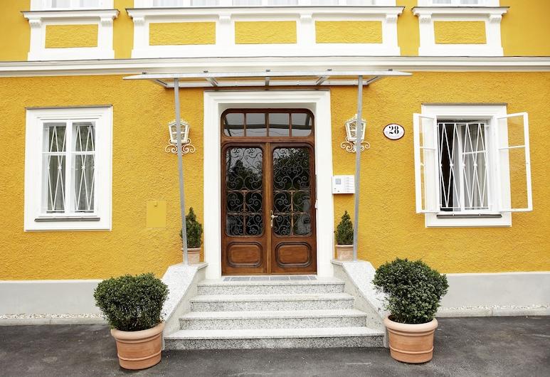 Villa Ceconi by Das Grüne Hotel zur Post - 100% BIO, זלצבורג