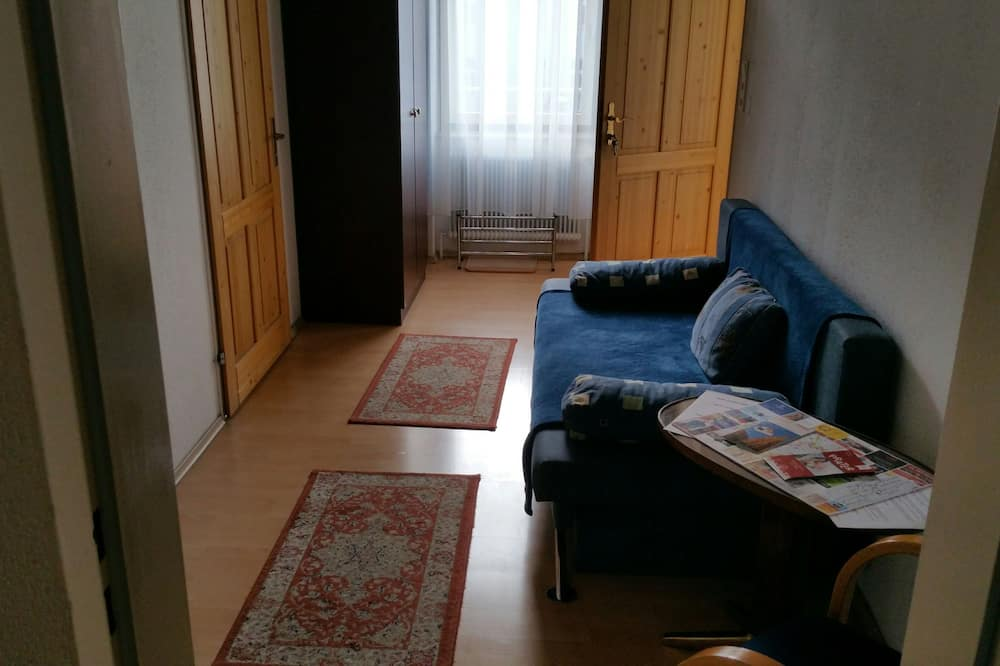 Apartment (for 3 people, excluding cleaning fee) - Living Area