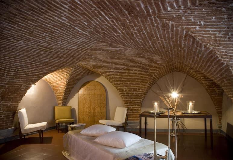 N4U Guest House, Florence, Salon de la réception