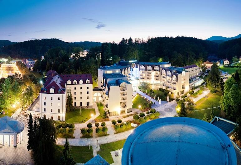 Grand Hotel Sava Superior, Rogaska Slatina, Hotelfassade