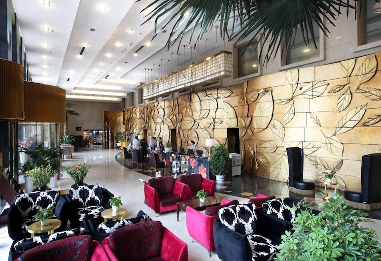 Free Comfort Holiday Hotel, Beijing, Lobby Sitting Area