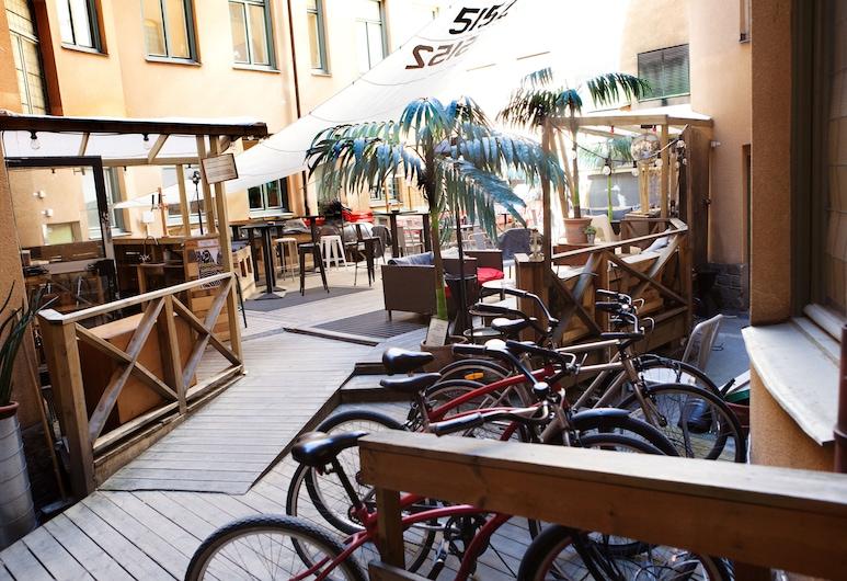 City BackPackers Hostel, Stockholm, Innenhof