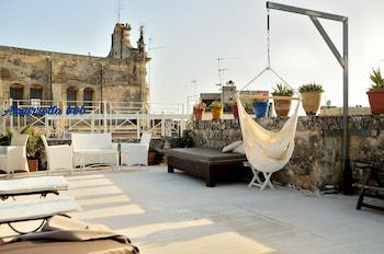 Lecce bölgesindeki Azzurretta resmi