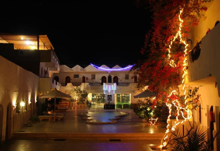 Dahab Plaza Hotel, Skt. Katrine, Udendørsareal