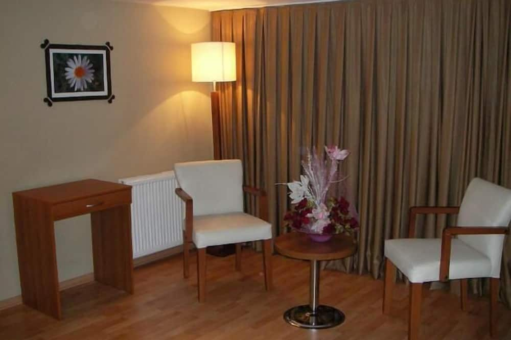 Double Room - Living Area