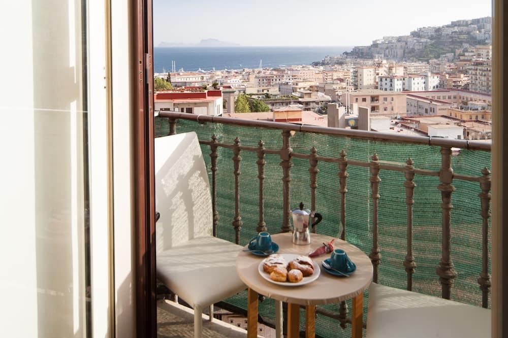 Family Room, Berbilang Katil, Sea View - Balkoni