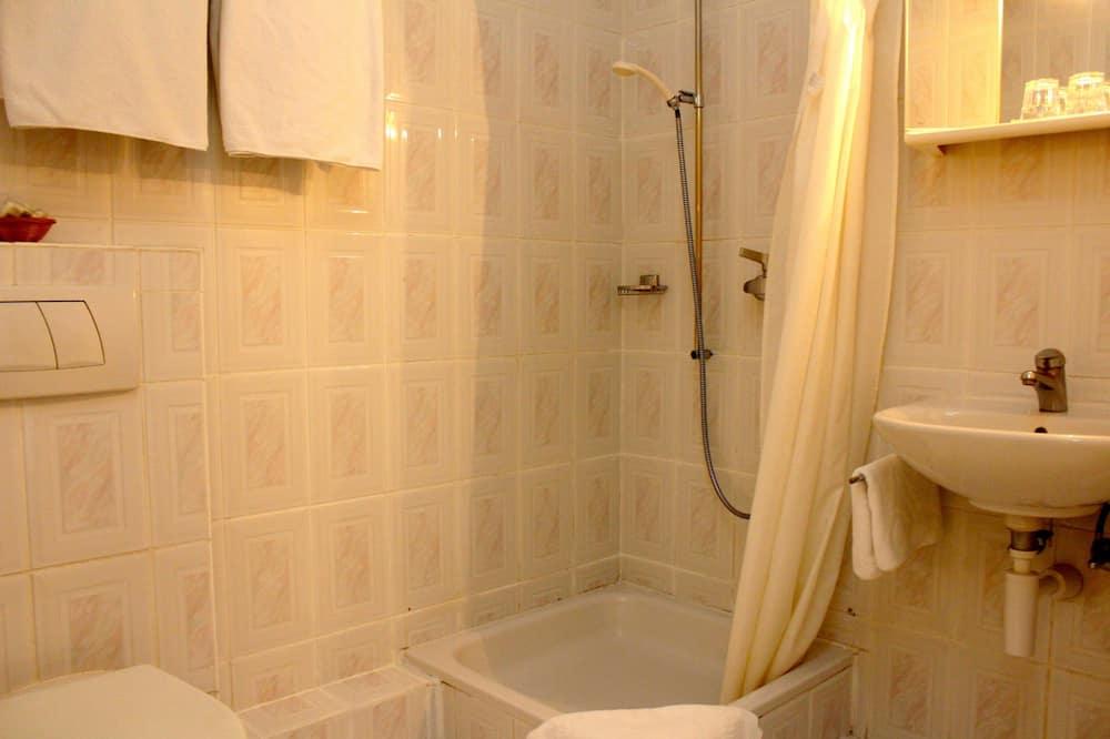Habitación doble, baño privado - Cuarto de baño