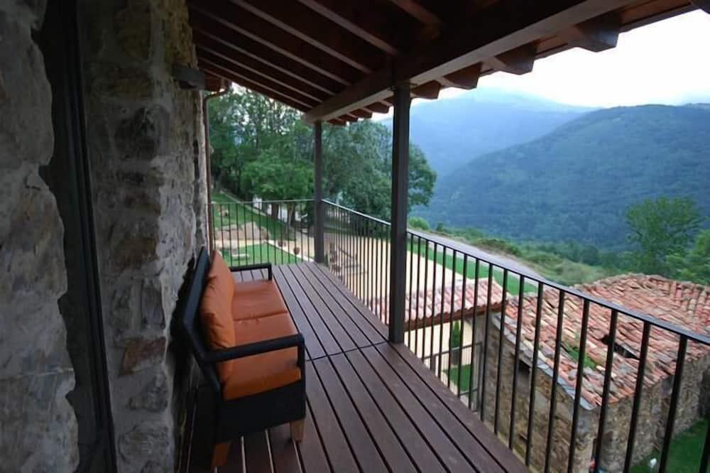 Apartment (Esquella) - Balcony