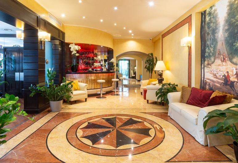Hotel Silver, Milan, Lobby
