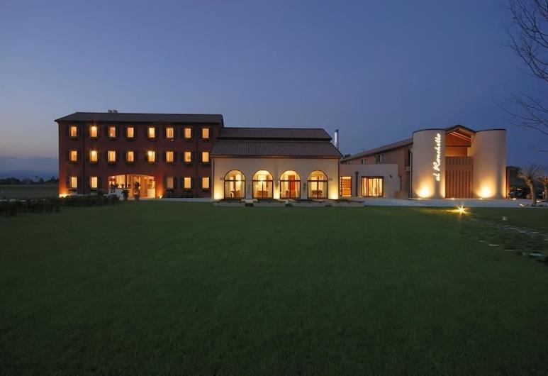 Borgo Ronchetto Relais Gourmet, Salgareda, Hotel Front – Evening/Night