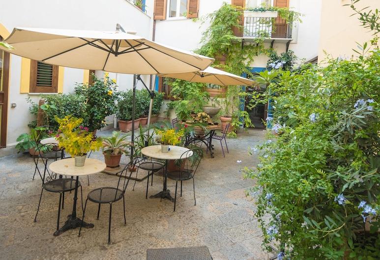 Al Giardino dell'Alloro - Locazioni Turistiche, Palermo, Terrazza/Patio