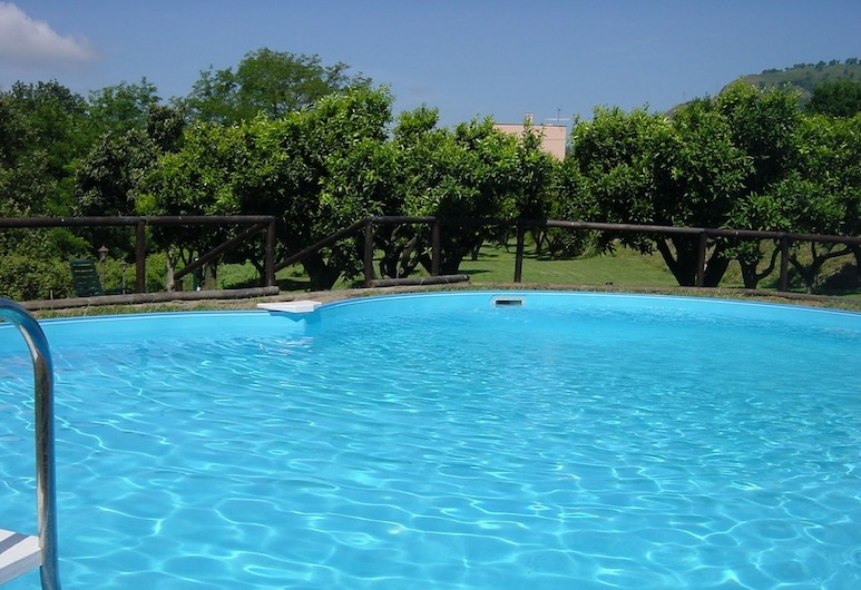 Flegrea House - Casa Rosa, Pozzuoli, Outdoor Pool