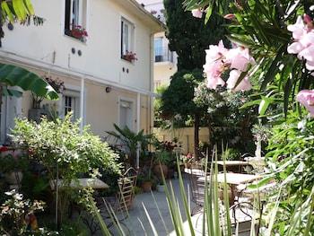 Foto Hôtel Villa Victorine di Nice