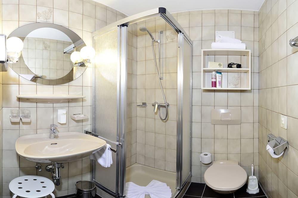 Двухместный номер с 1 двуспальной кроватью (Max) - Ванная комната
