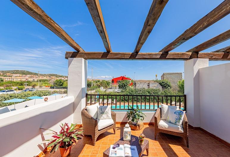 La Funtana Hotel, Santa Teresa di Gallura, Deluxe Double or Twin Room, Terrace/Patio