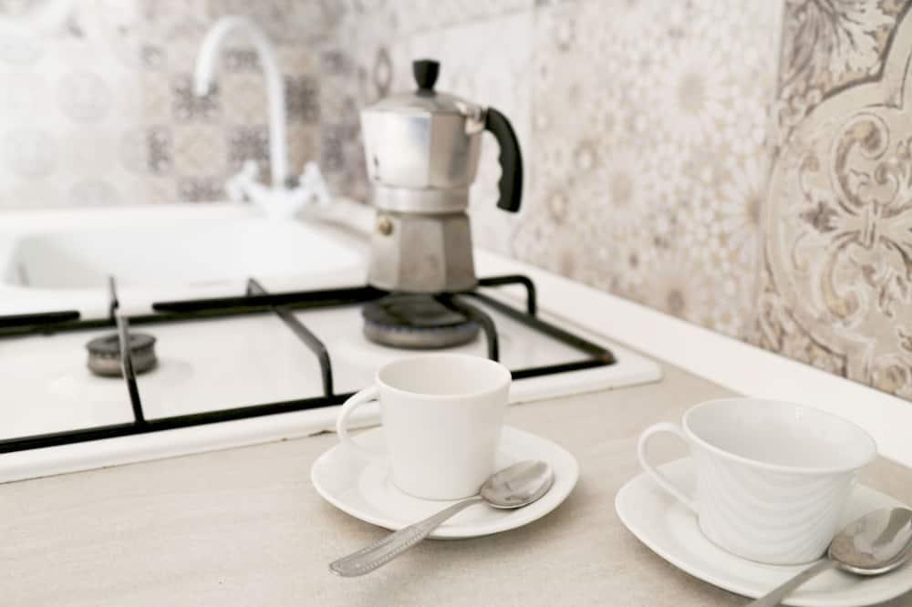 חדר זוגי - מטבח משותף