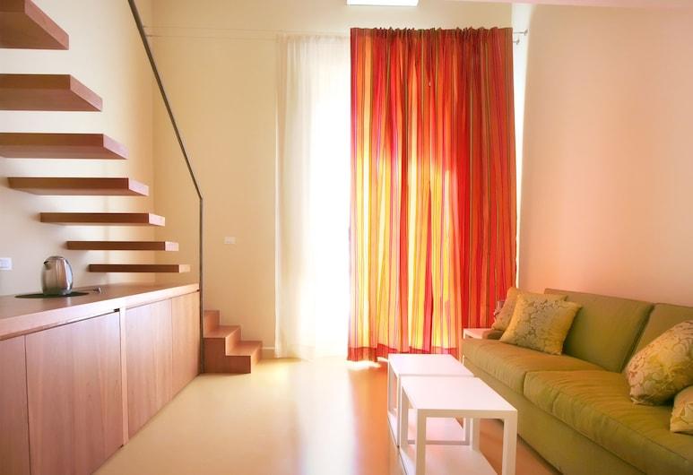 Pretaloger , Napoli, Suite monolocale Classic, Camera