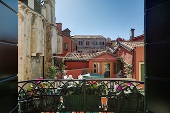 Фото Hotel San Samuele у місті Венеція