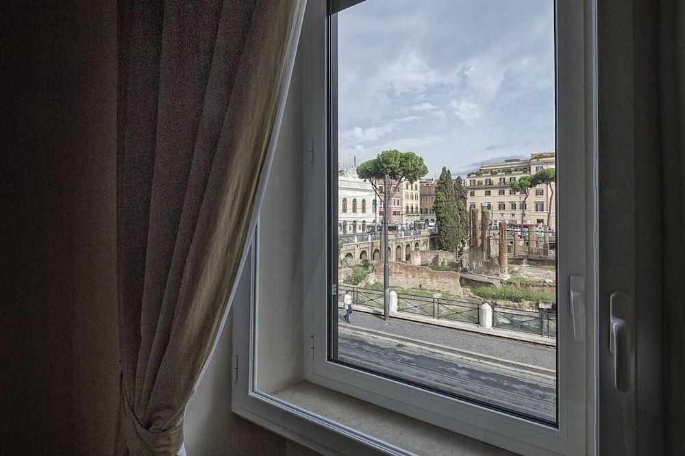 Deluxe-Doppelzimmer - Blick auf die Stadt