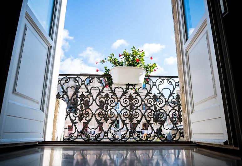Albergo del Sedile, Matera, Double Room, Balcony