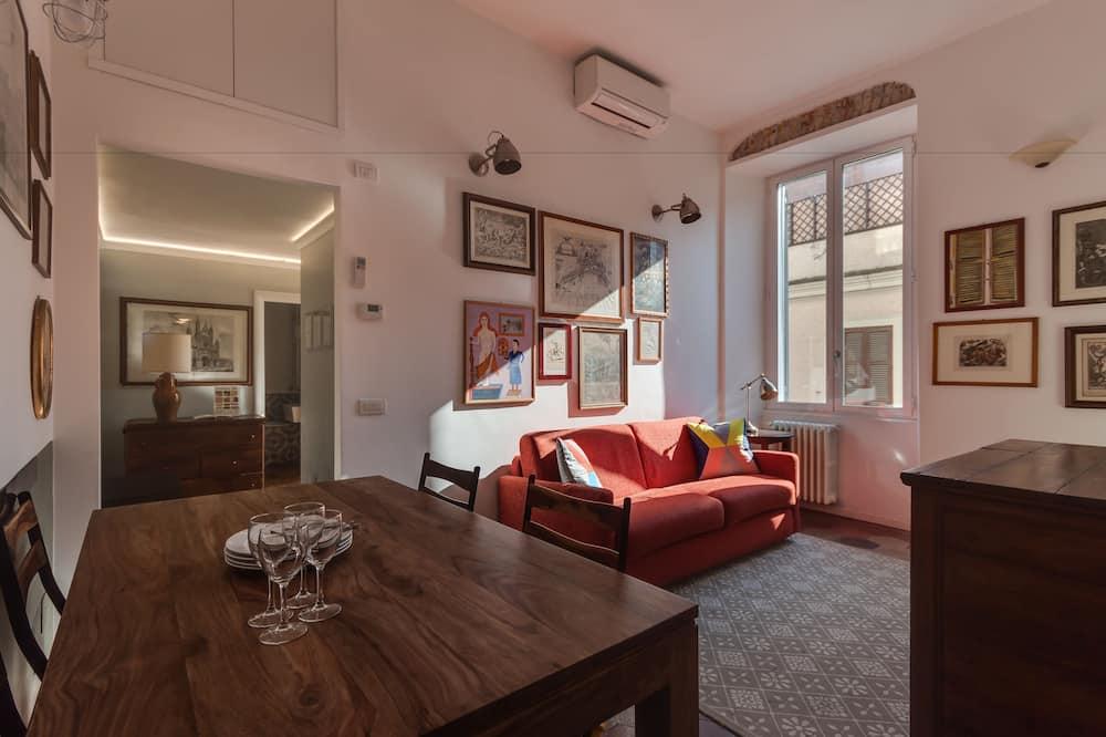 Apartment (6 pax) - Living Area