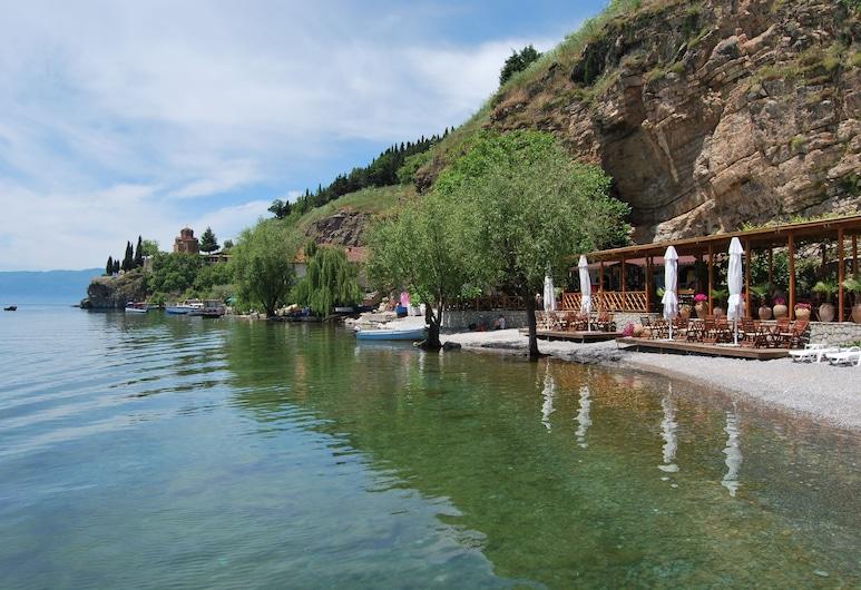 Apartments Kosta, Ohrid, Озеро