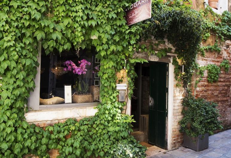 أفوغاريا 5 رومز, البندقية, مدخل الفندق