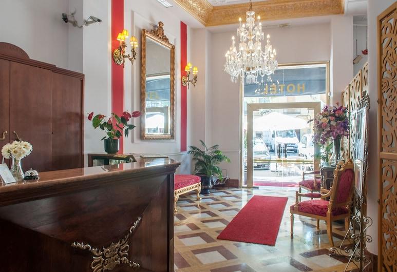 Adriano Hotel, Sevilla, Vestibyle