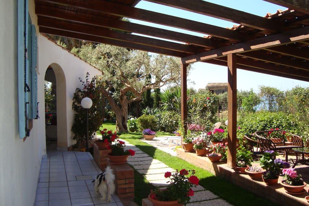 公寓, 花園景觀 (Girasole) - 客廳