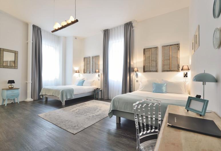 La Villa Nice Promenade, Nice, Standard Double Room, Guest Room