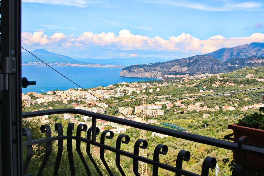 Двомісний номер, з видом на море - Вид з балкона