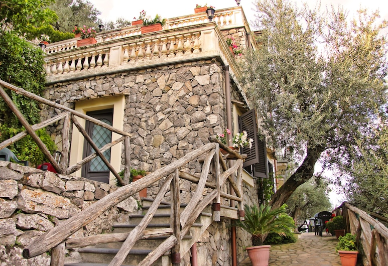 Casarufolo Paradise, Sorrento, Pintu Masuk Interior