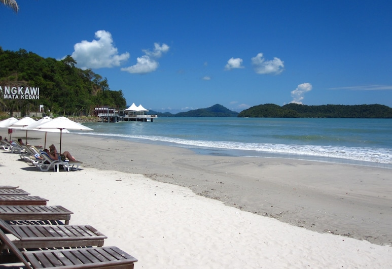 Citin Langkawi by Compass Hospitality, Langkawi, Beach