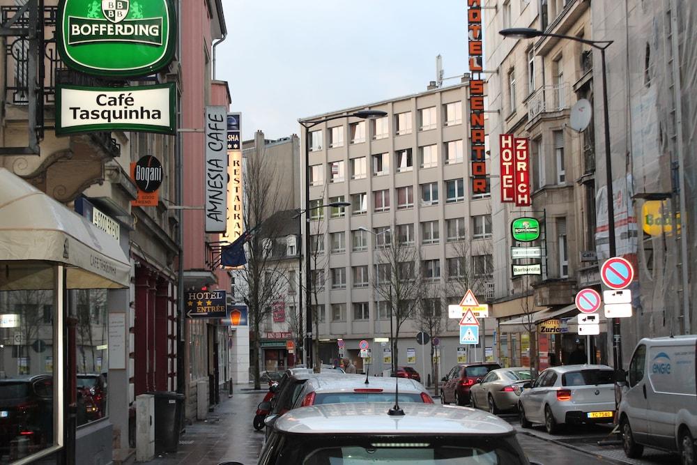 Yasha Hotel Luxembourg City