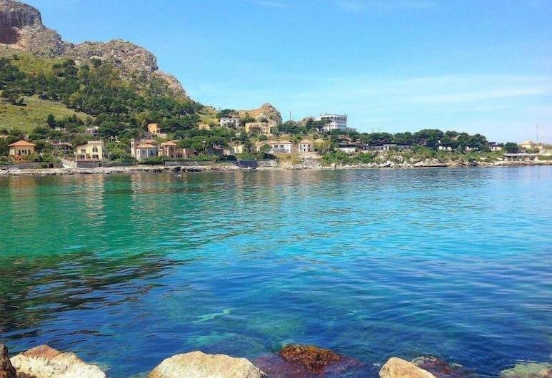 Hotel Bellevue del Golfo, Palermo, Strand