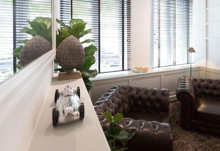 艾蜜莉宅邸精品飯店, 安特衛普, 大廳休息區
