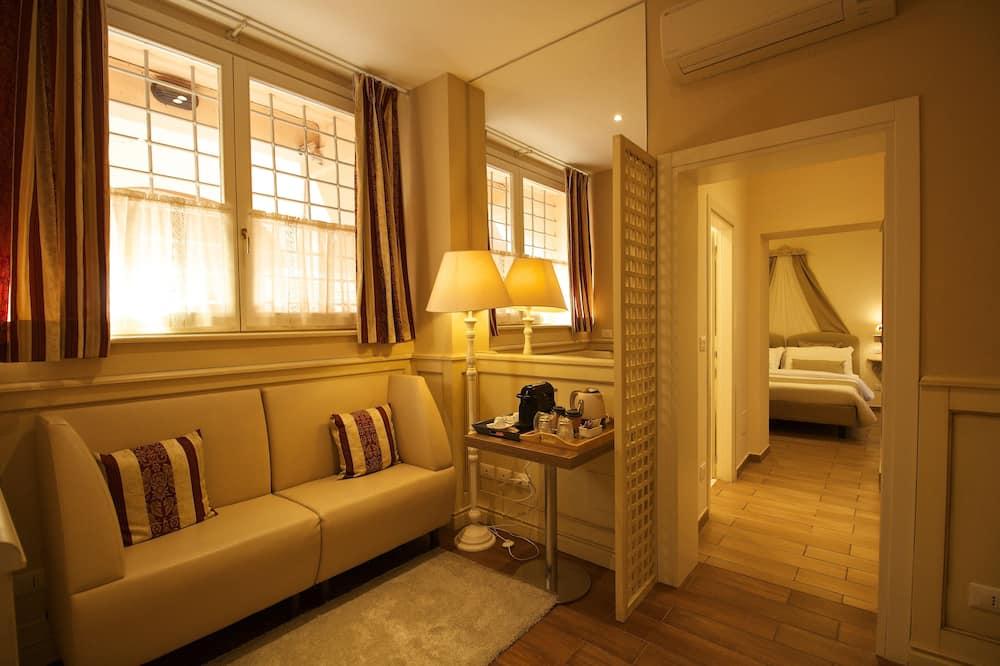 Suite Comfort - Sala de Estar