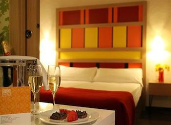 Budgetvenlige hoteller i Barcelona