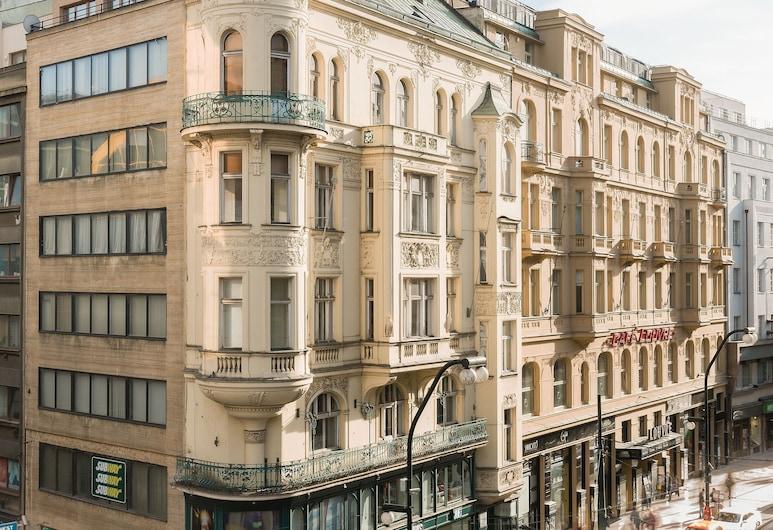 Old Town Residence Apartments, Praha, Fasaden på overnattingsstedet