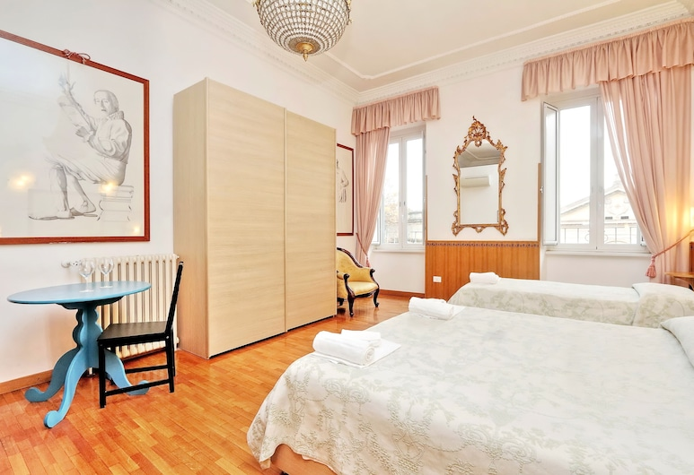 Sonnino Suite, Rome, Panoramic Double Room, Guest Room