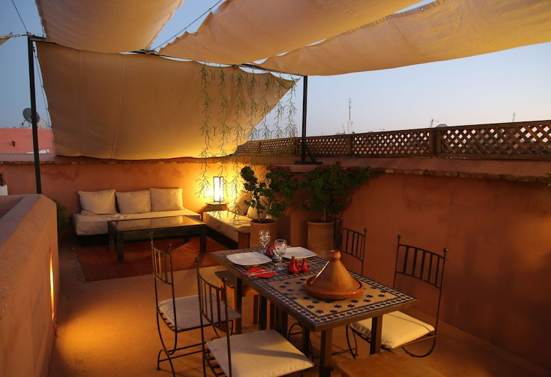 Riad Djebel, Marrakech, Terrace/Patio
