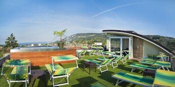 A(z) Hotel Eden Garda hotel fényképe itt: Garda