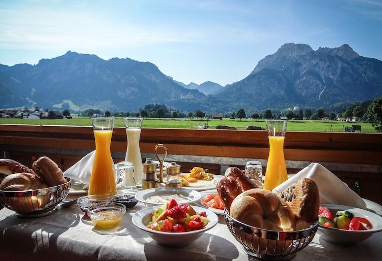 Hotel Das Rübezahl, Schwangau, Outdoor Dining
