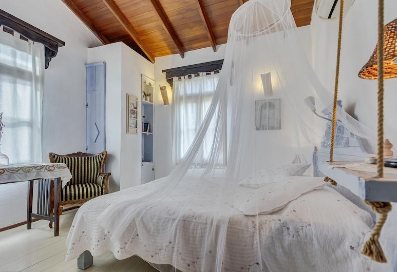 Retro Butik Otel , Çeşme, Business Tek Büyük Yataklı Oda, Balkon/Veranda, Oda