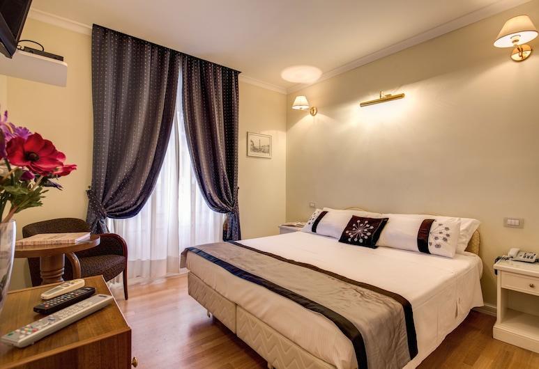 Flann O'Brien Rooms, Rom, Standard-Doppelzimmer, Zimmer
