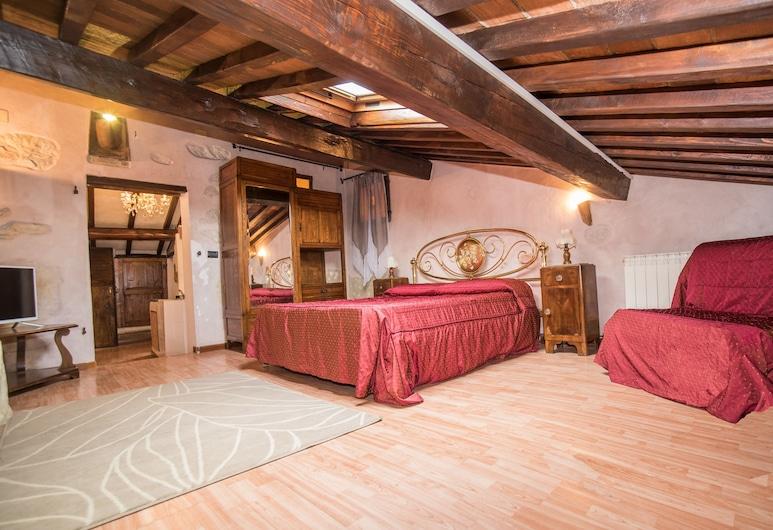 ルレ チェントロ ストリコ ピサ, ピサ, ダブルルーム ダブルベッド 1 台 (Attic), 部屋からの眺望