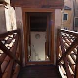 Deluxe Apart Daire, 1 Yatak Odası, Ek Bina (100-400 meters from check-in location) - Balkon