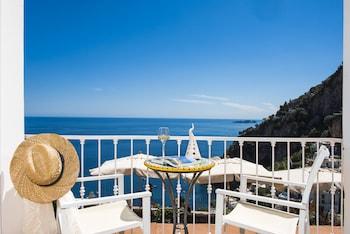Gambar Hotel Villa Gabrisa di Positano